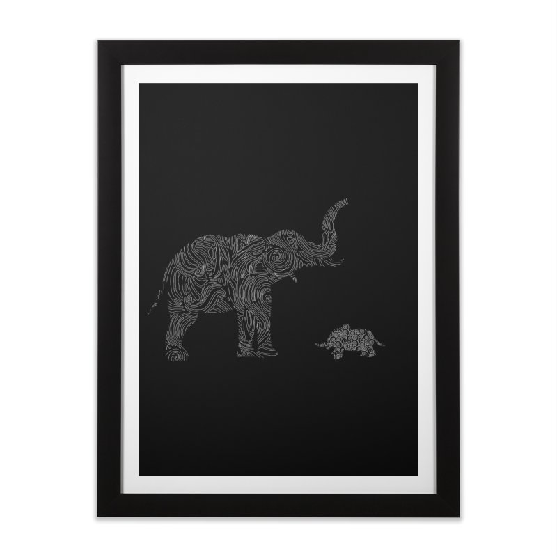 Elephants    by Tello Daytona's Artist Shop