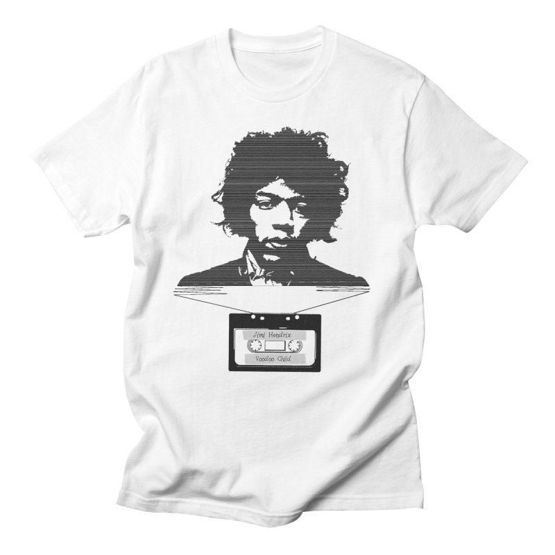 Jimi Hendrix   by Tello Daytona's Artist Shop