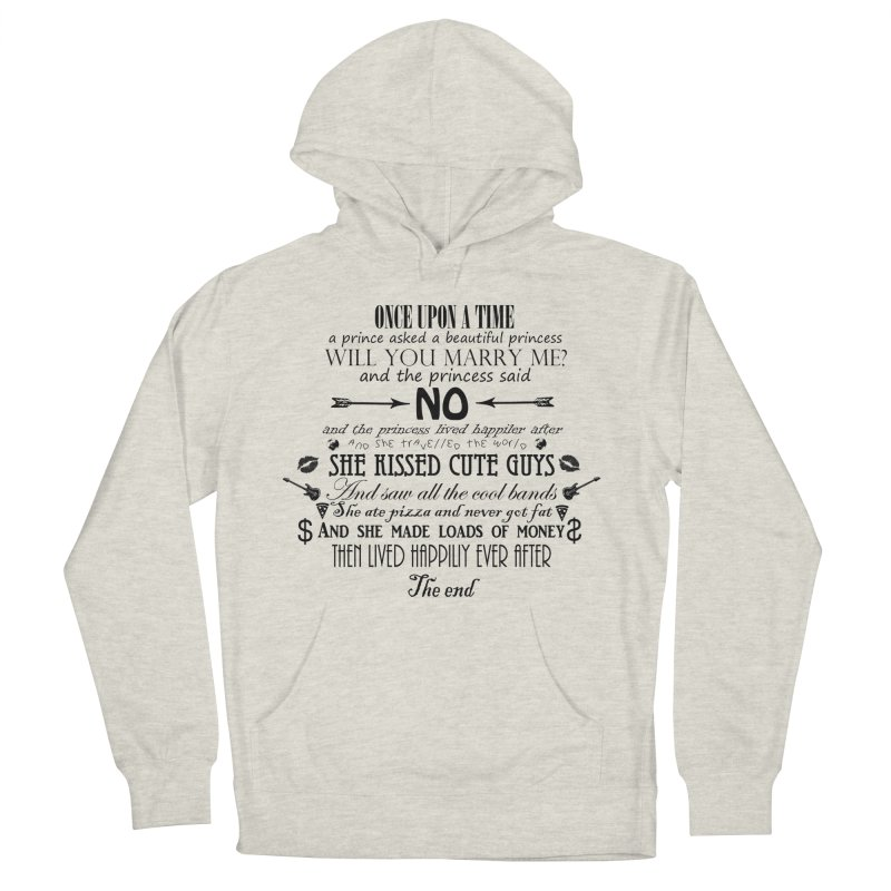 The Awesome Princess Women's Pullover Hoody by Tello Daytona's Artist Shop