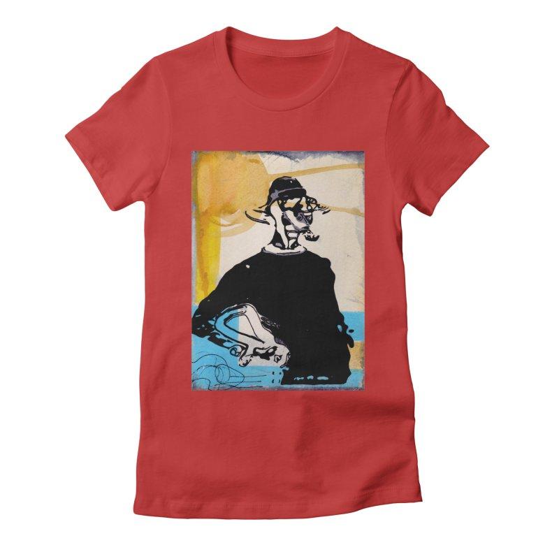 Funkadophilus Women's Fitted T-Shirt by TemuMusic Merch