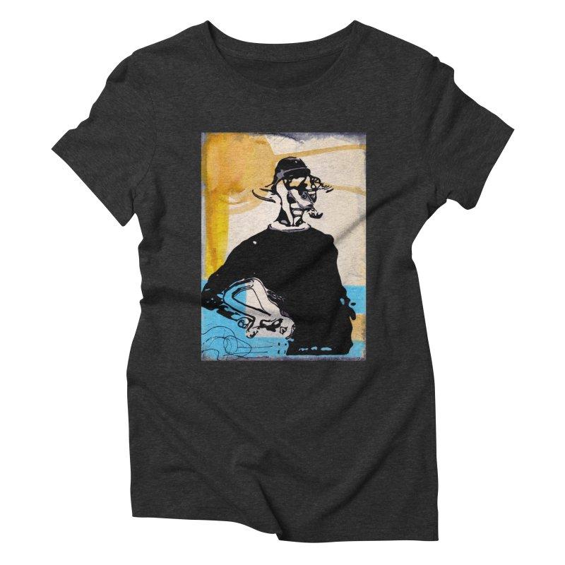 Funkadophilus Women's Triblend T-Shirt by TemuMusic Merch