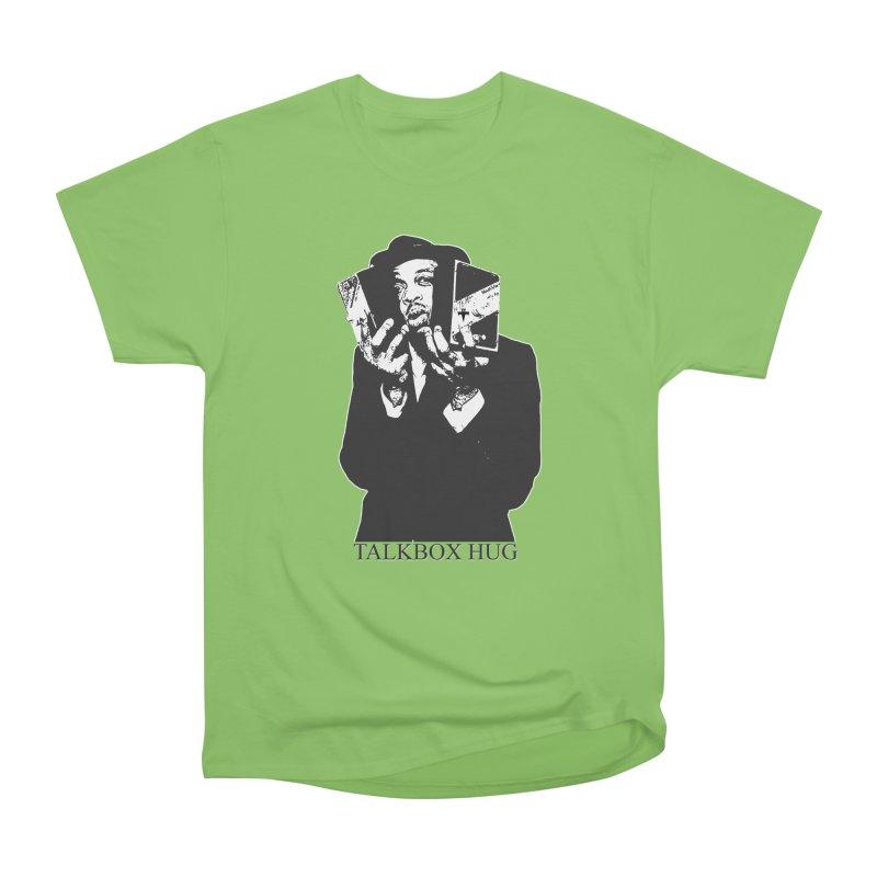 Talkbox Hug Men's Heavyweight T-Shirt by TemuMusic Merch