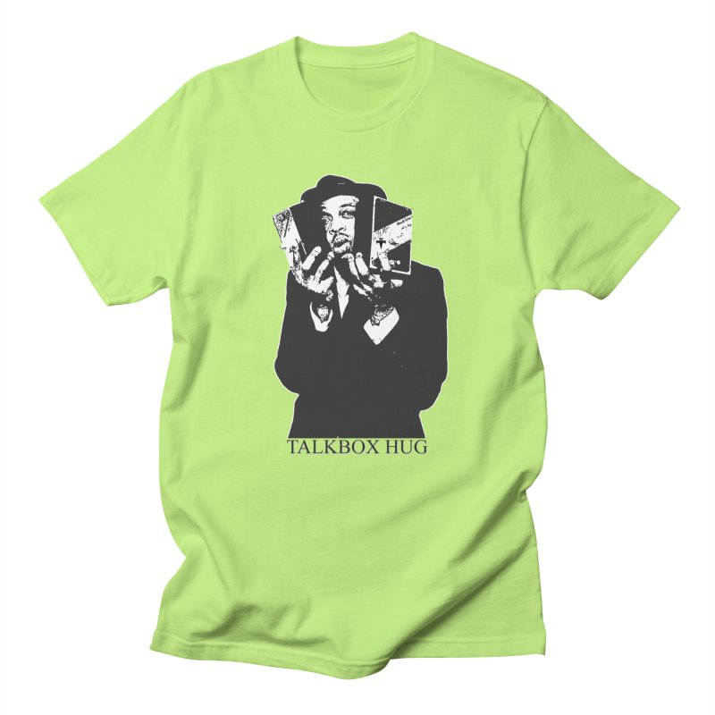 Talkbox Hug Women's Regular Unisex T-Shirt by TemuMusic Merch
