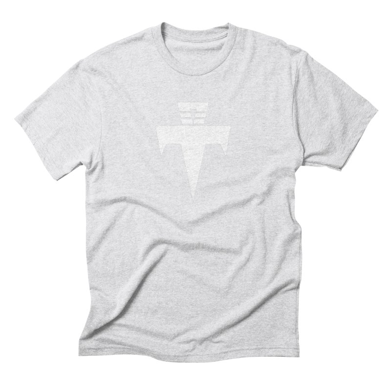 T-Ankh White Men's Triblend T-Shirt by TemuMusic Merch