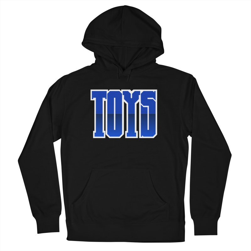 TOYS Men's French Terry Pullover Hoody by Tenacious Toys Apparel Collection