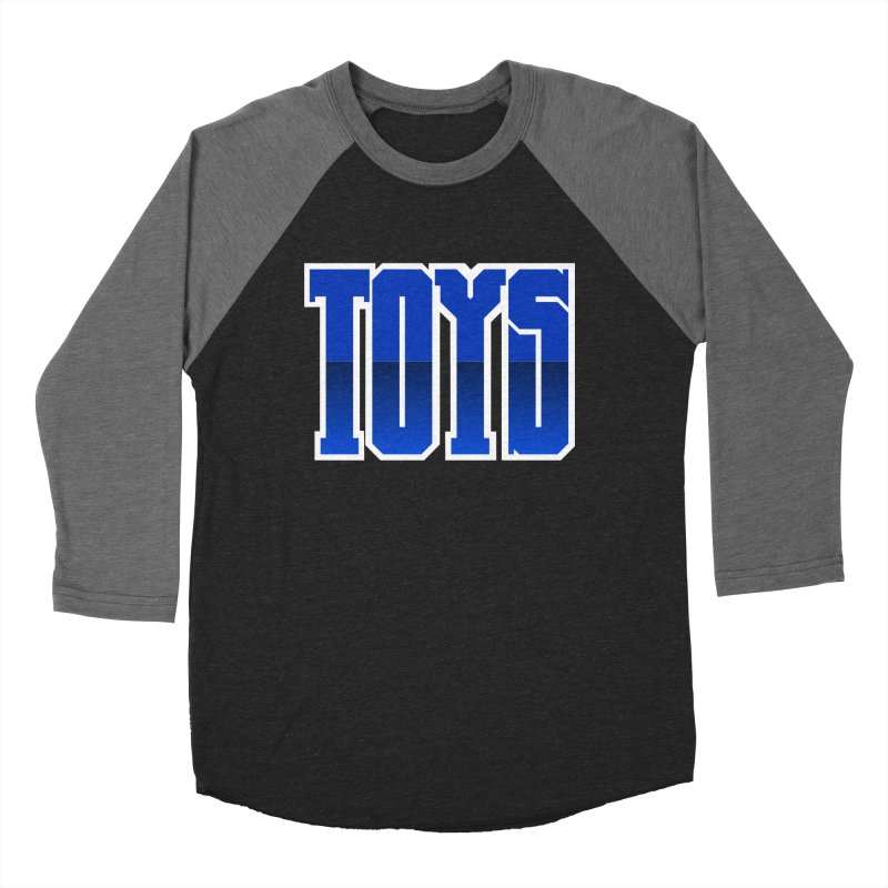TOYS Women's Longsleeve T-Shirt by Tenacious Toys Apparel Collection