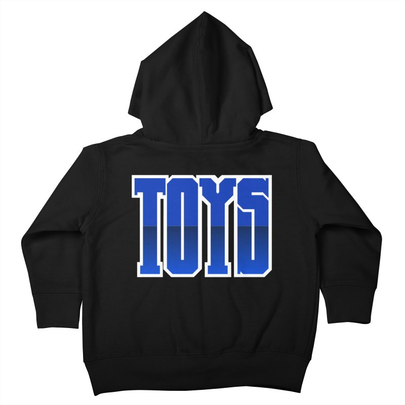 TOYS Kids Toddler Zip-Up Hoody by Tenacious Toys Apparel Collection