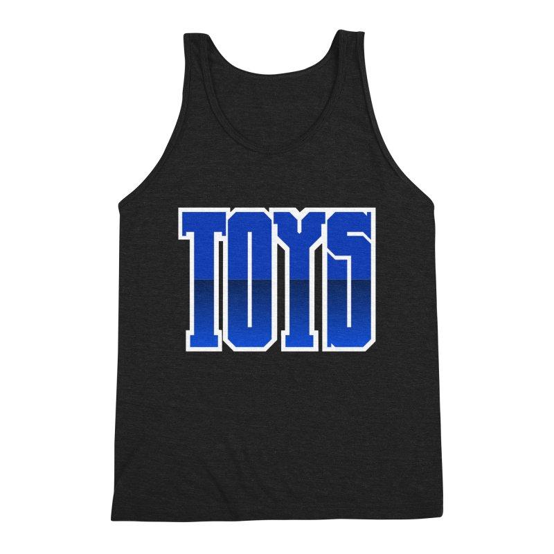 TOYS Men's Tank by Tenacious Toys Apparel Collection