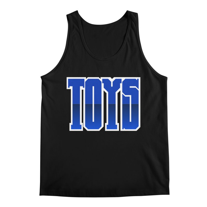 TOYS Men's Regular Tank by Tenacious Toys Apparel Collection
