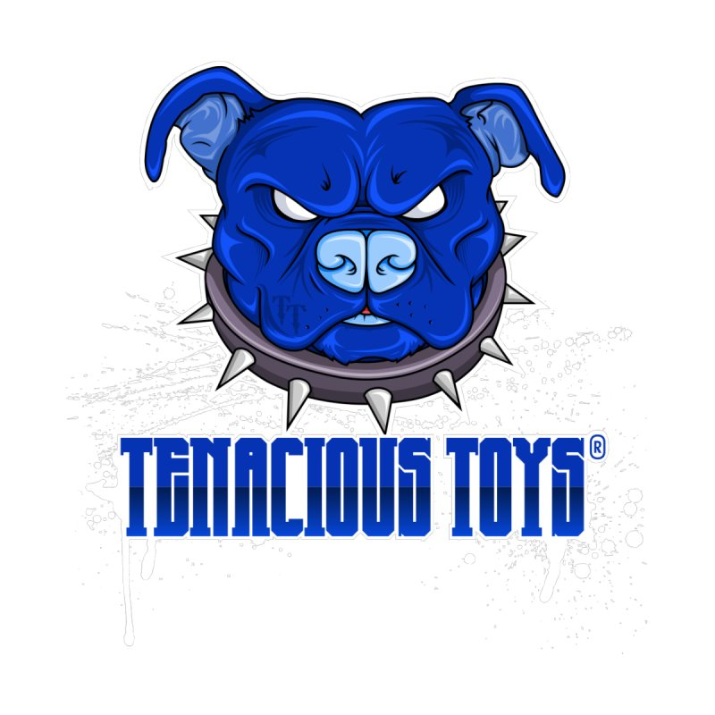 Tenacious Toys Full Logo Men's T-Shirt by Tenacious Toys Apparel Collection