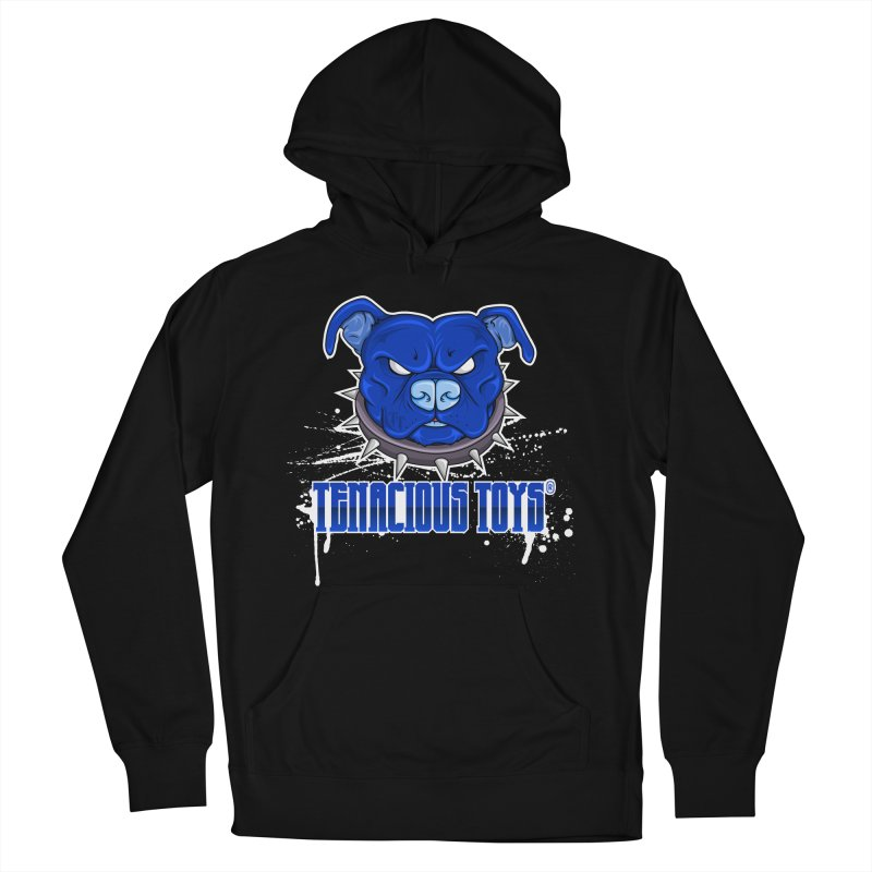 Tenacious Toys Full Logo Men's Pullover Hoody by Tenacious Toys Apparel Collection