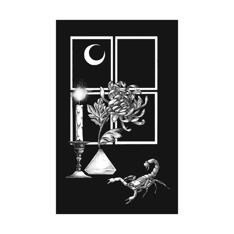 Scorpio Season Home Tapestry by Tenderheart Studio