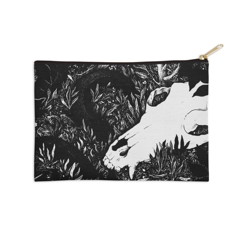 Into The Woods Accessories Zip Pouch by Tenderheart Studio