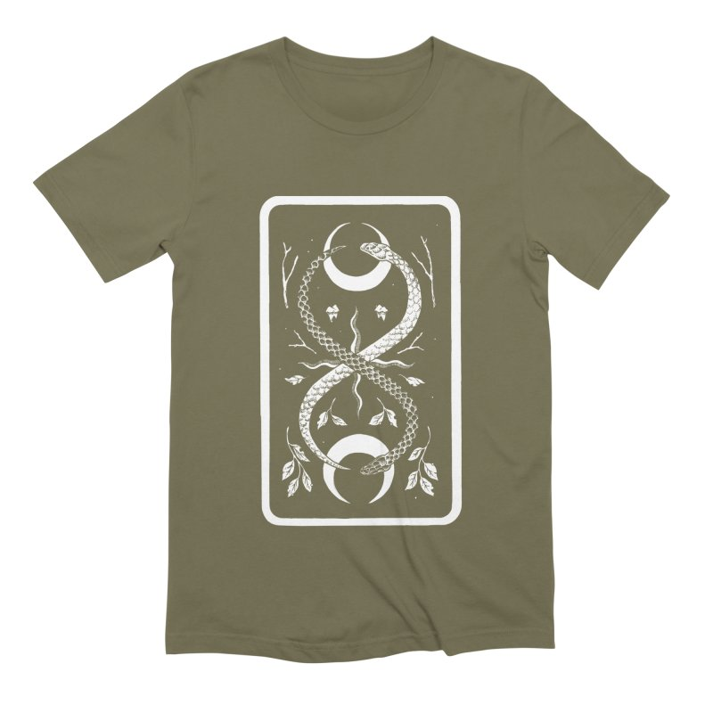 Balance Men's Extra Soft T-Shirt by Tenderheart Studio