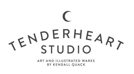 Logo for Tenderheart Studio