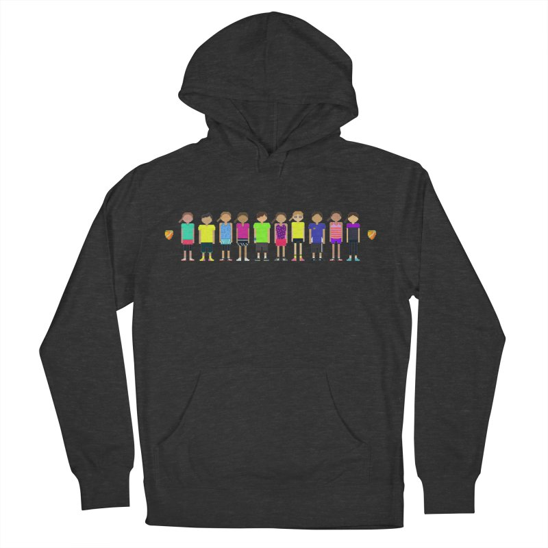 tennis squad Women's Pullover Hoody by tennis's Artist Shop