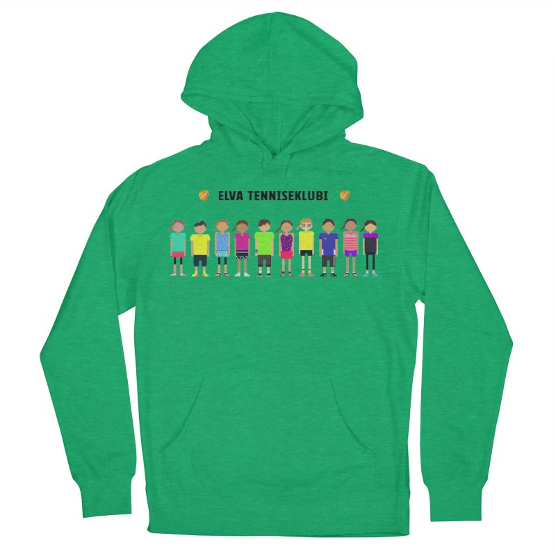 tennis team Women's Pullover Hoody by tennis's Artist Shop