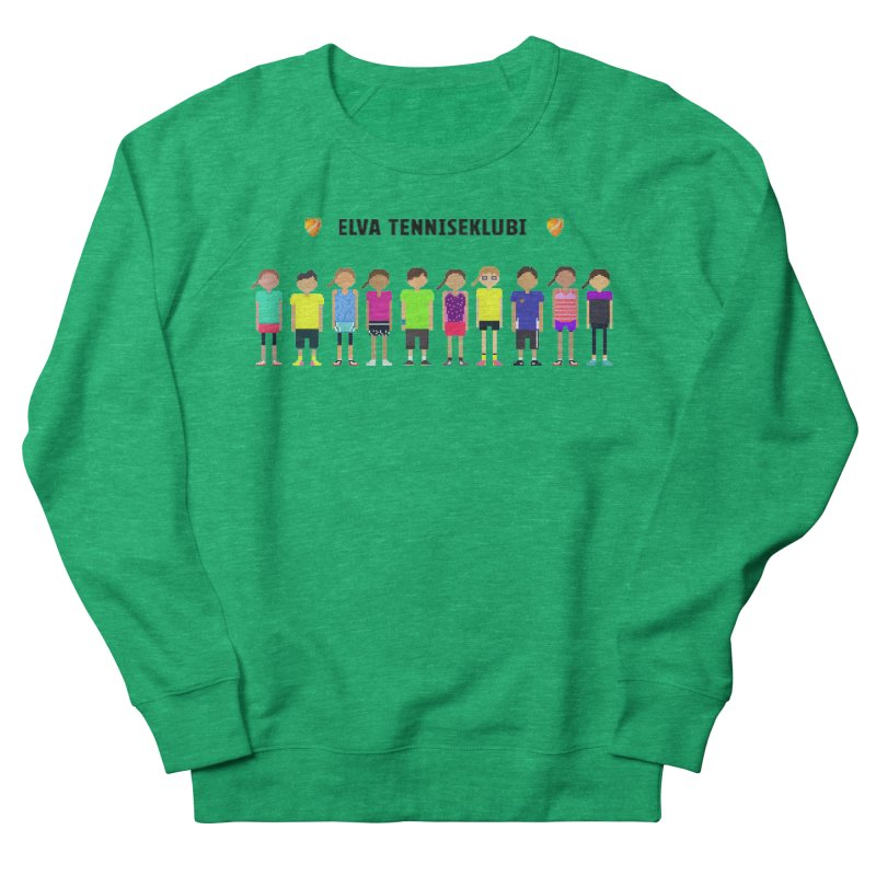 tennis team Women's Sweatshirt by tennis's Artist Shop