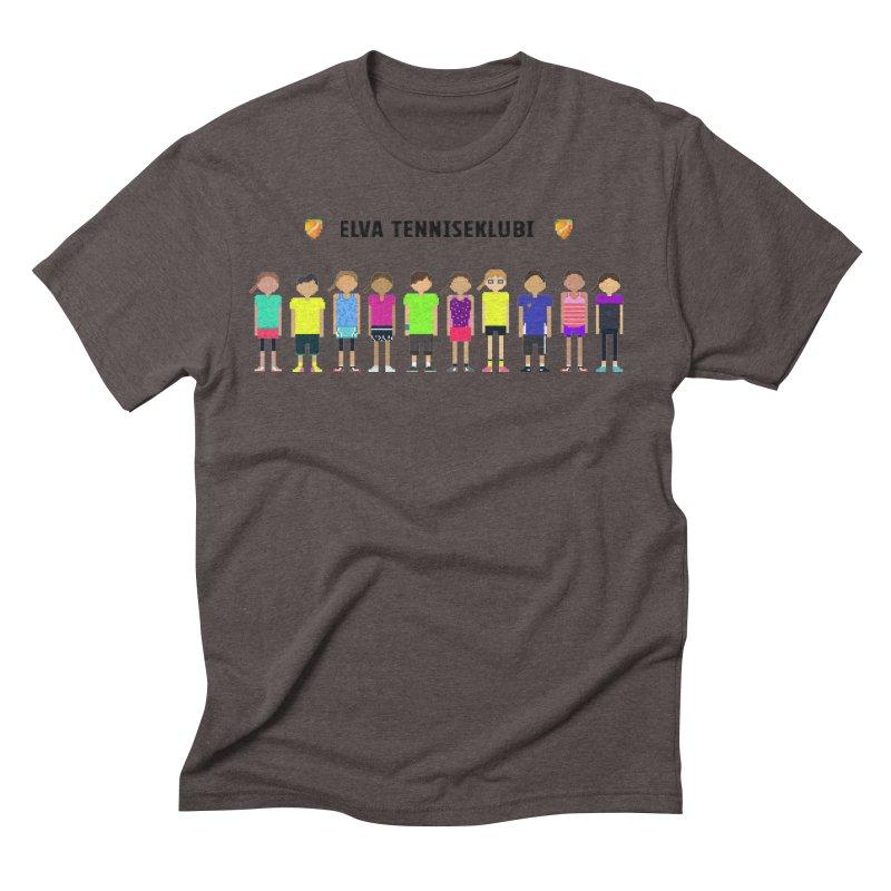 tennis team Men's Triblend T-shirt by tennis's Artist Shop
