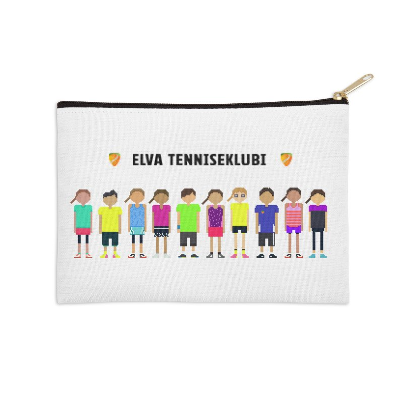 tennis team Accessories Zip Pouch by tennis's Artist Shop