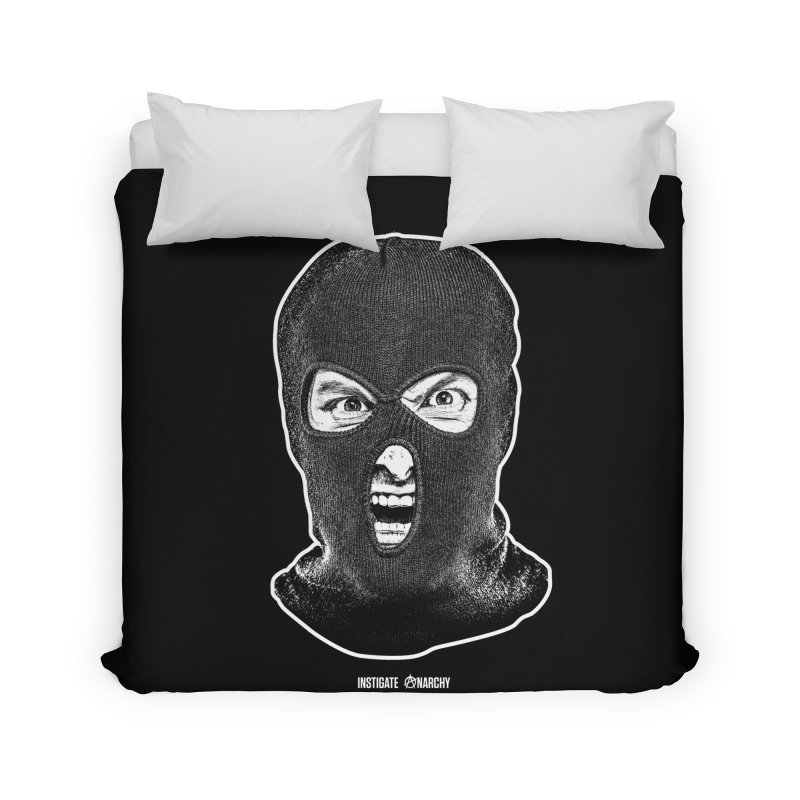Instigate Anarchy Home Duvet by Tentimeskarma