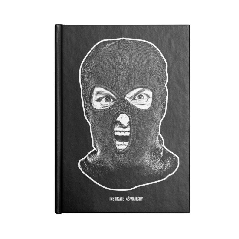 Instigate Anarchy Accessories Notebook by Tentimeskarma