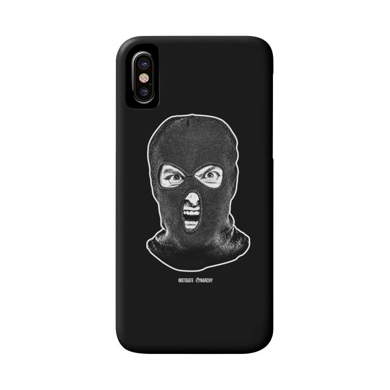 Instigate Anarchy Accessories Phone Case by Tentimeskarma