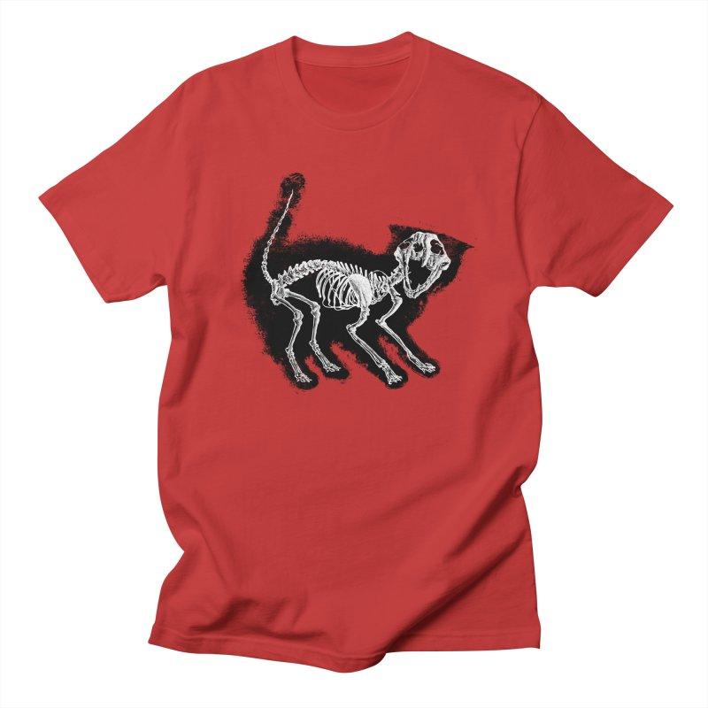 The Purrrfect Scare Men's Regular T-Shirt by Tentimeskarma