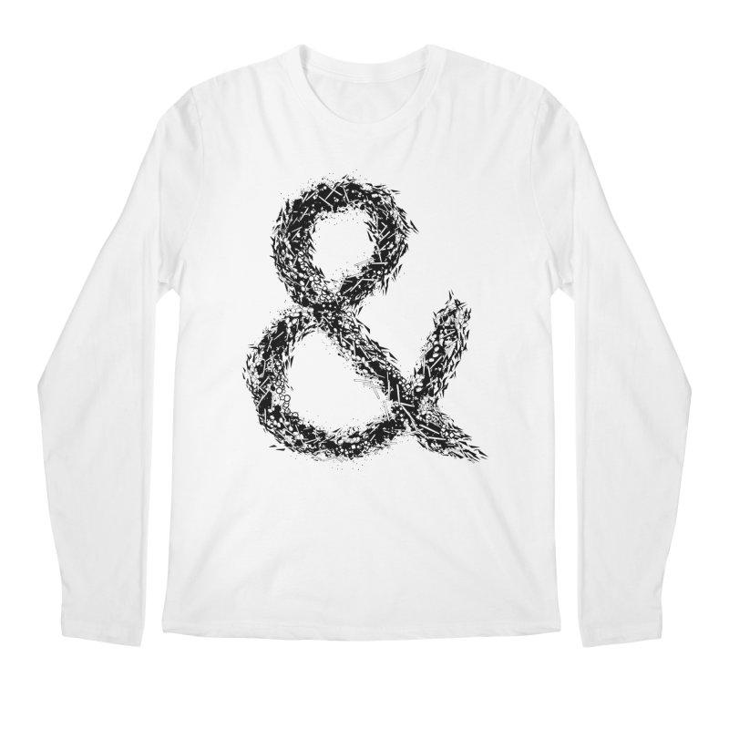 Ampersand Men's Longsleeve T-Shirt by Tentimeskarma