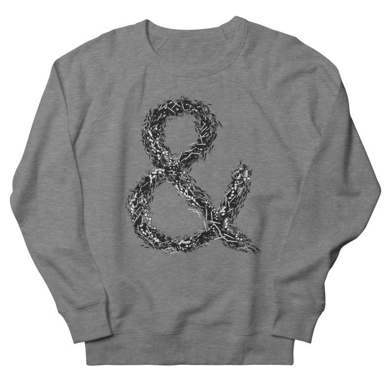Ampersand Men's Sweatshirt by Tentimeskarma