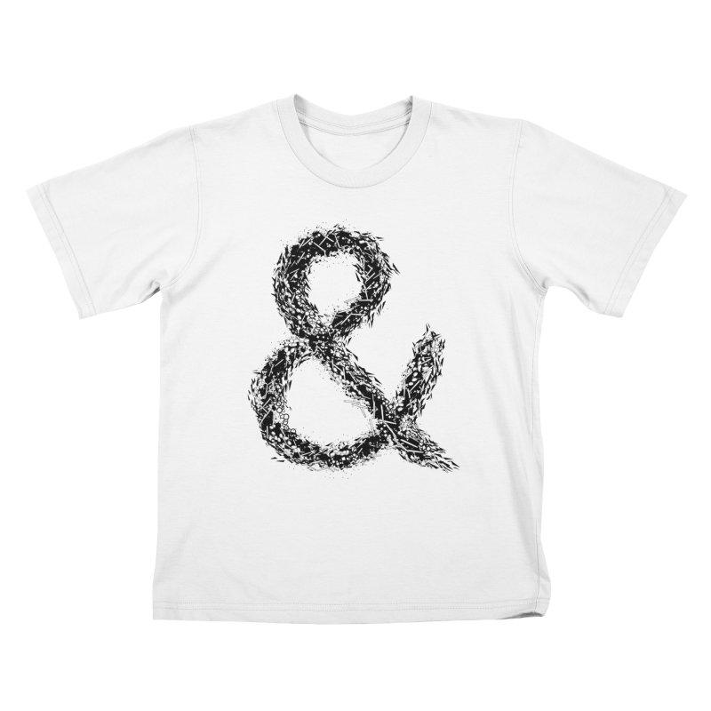 Ampersand Kids T-Shirt by Tentimeskarma