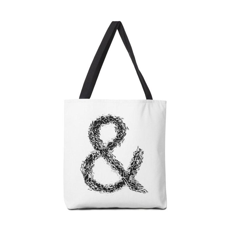Ampersand Accessories Bag by Tentimeskarma