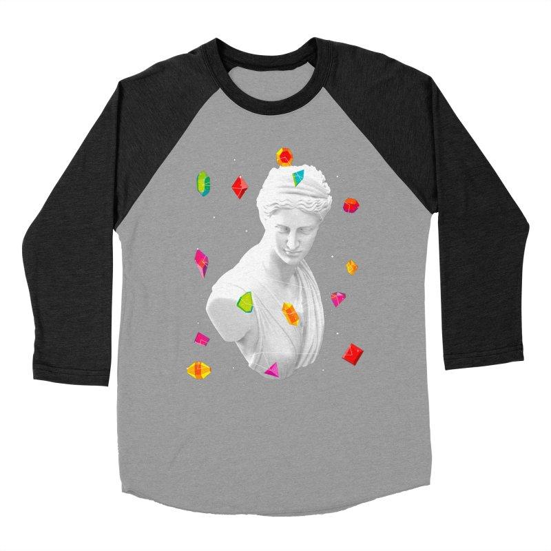 Geometric Gods Men's Longsleeve T-Shirt by Tentimeskarma