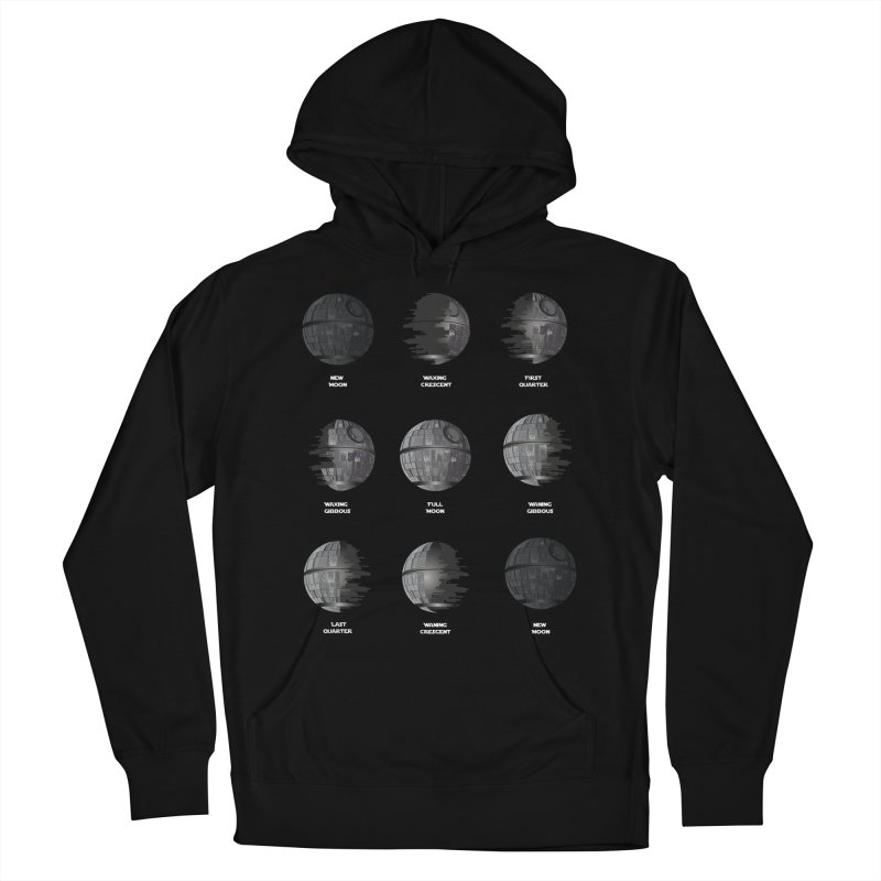 Dark Moon Phase Women's Pullover Hoody by Tentimeskarma