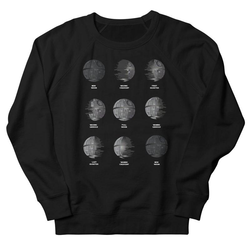 Dark Moon Phase Women's Sweatshirt by Tentimeskarma