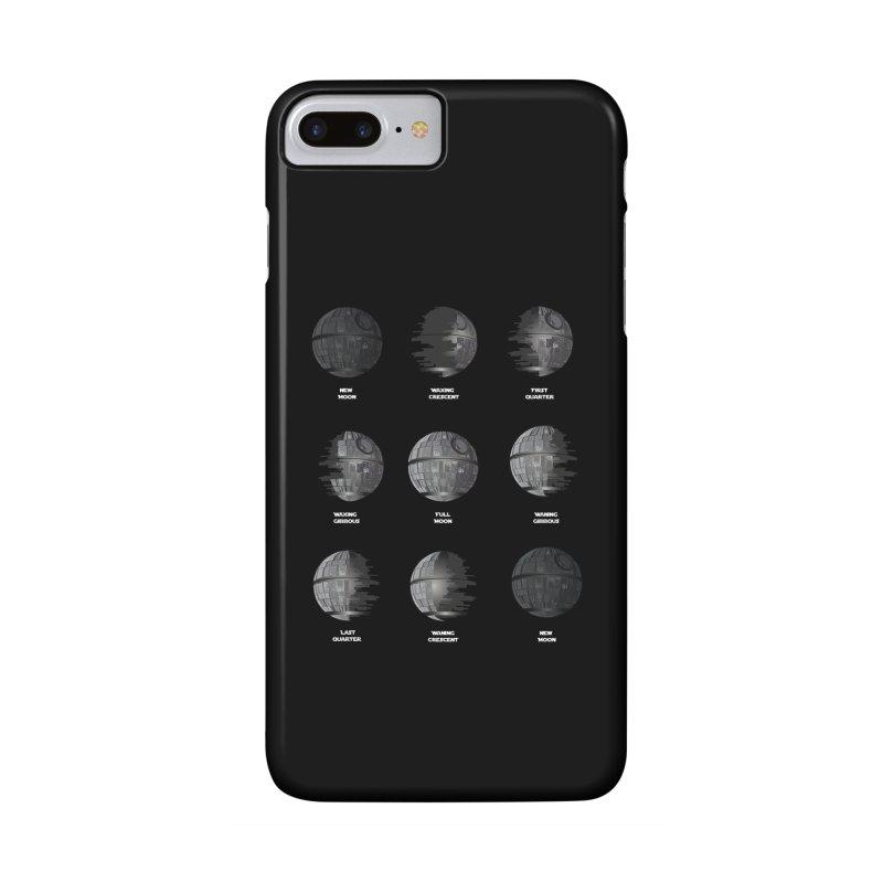 Dark Moon Phase Accessories Phone Case by Tentimeskarma