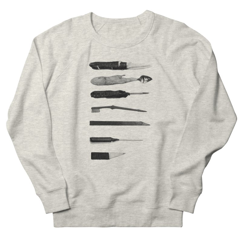Prison Shanks Men's Sweatshirt by Tentimeskarma