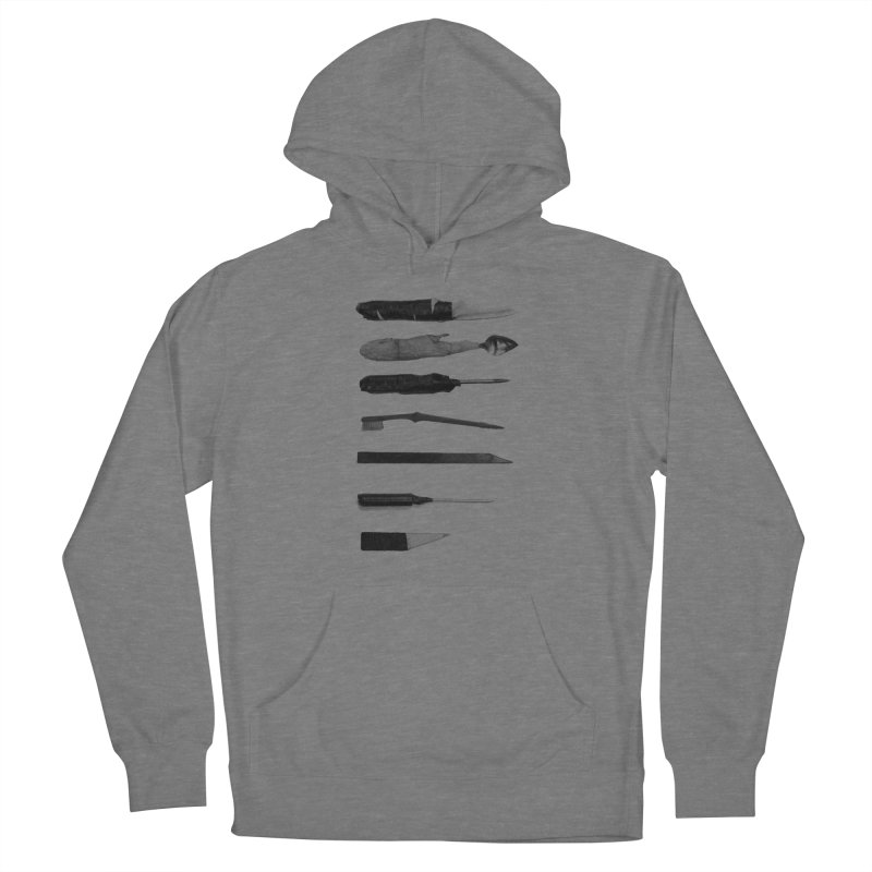 Prison Shanks Men's Pullover Hoody by Tentimeskarma