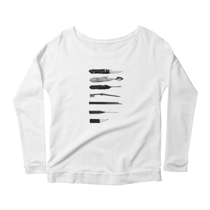 Prison Shanks Women's Longsleeve T-Shirt by Tentimeskarma