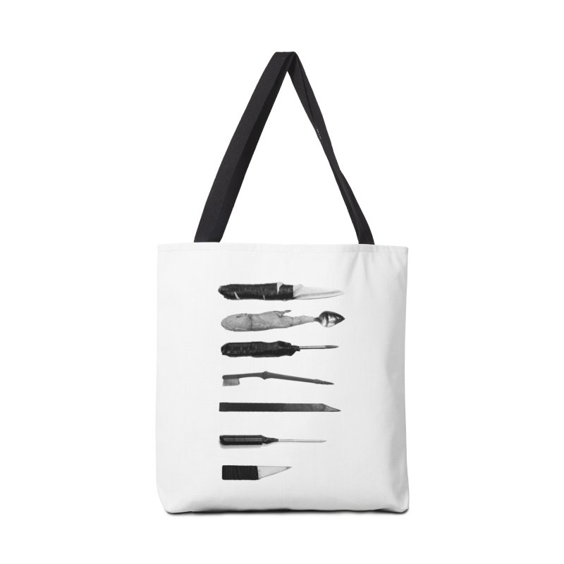 Prison Shanks Accessories Tote Bag Bag by Tentimeskarma