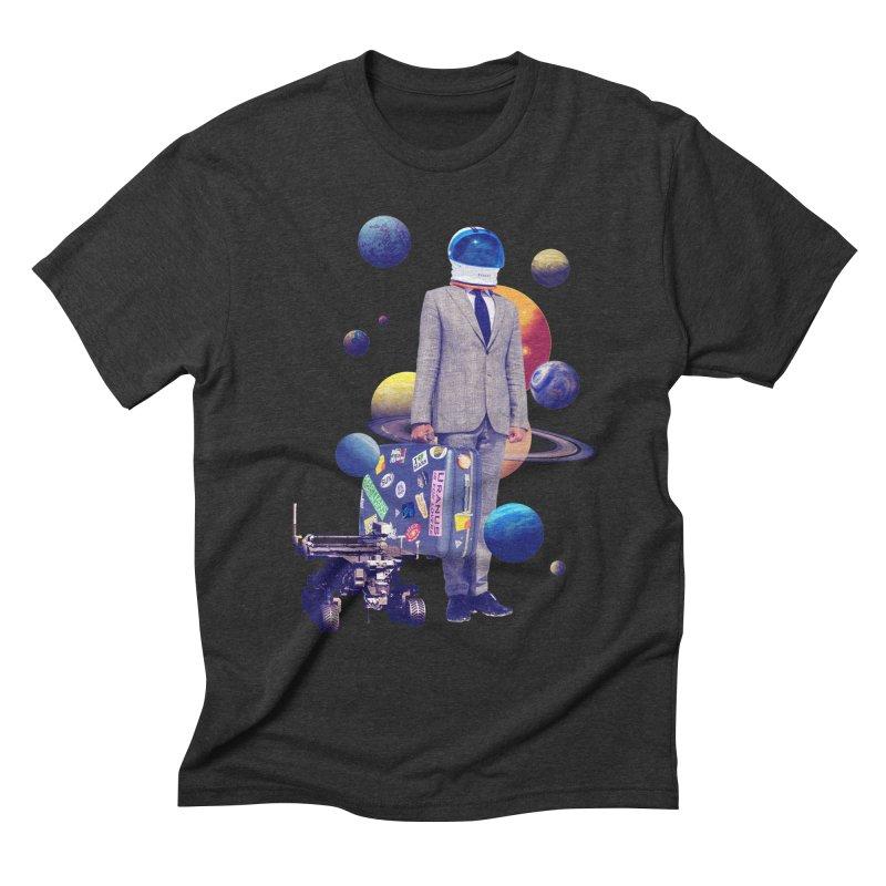 Voyager Men's T-Shirt by Tentimeskarma