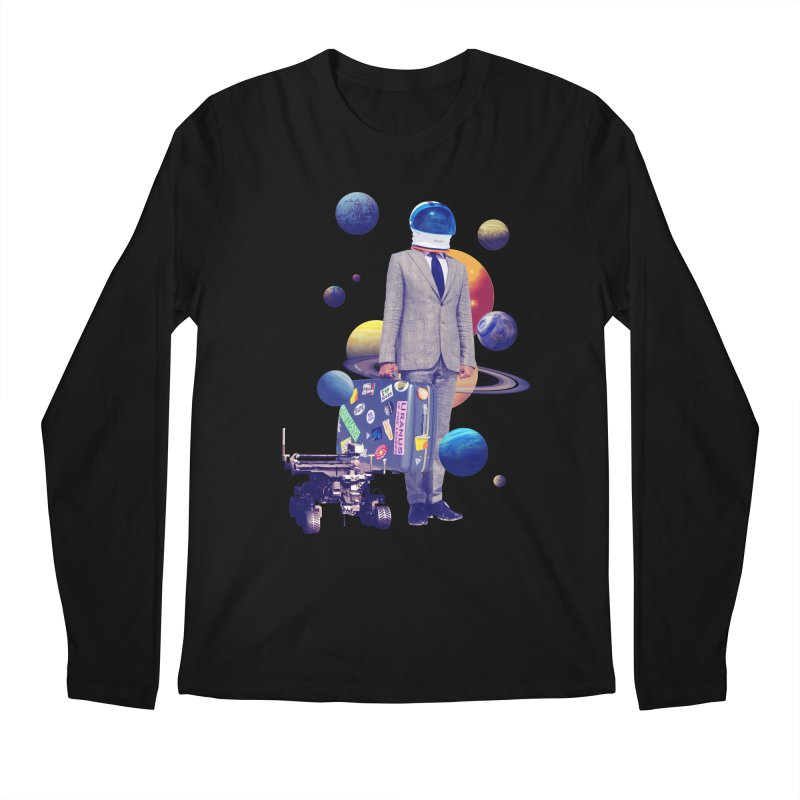 Voyager Men's Longsleeve T-Shirt by Tentimeskarma