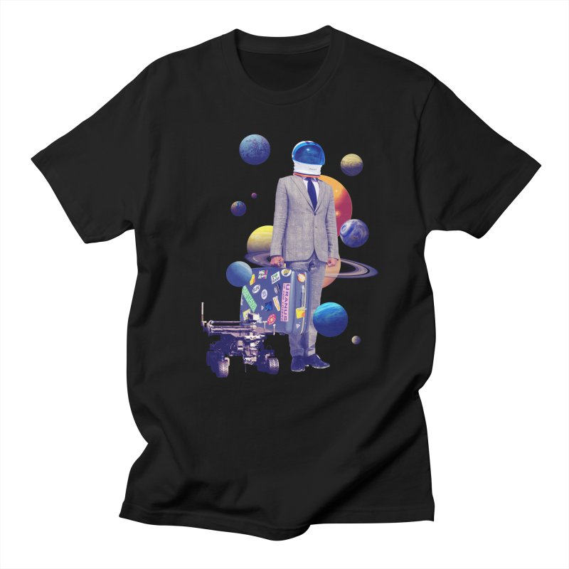 Voyager Women's Unisex T-Shirt by Tentimeskarma