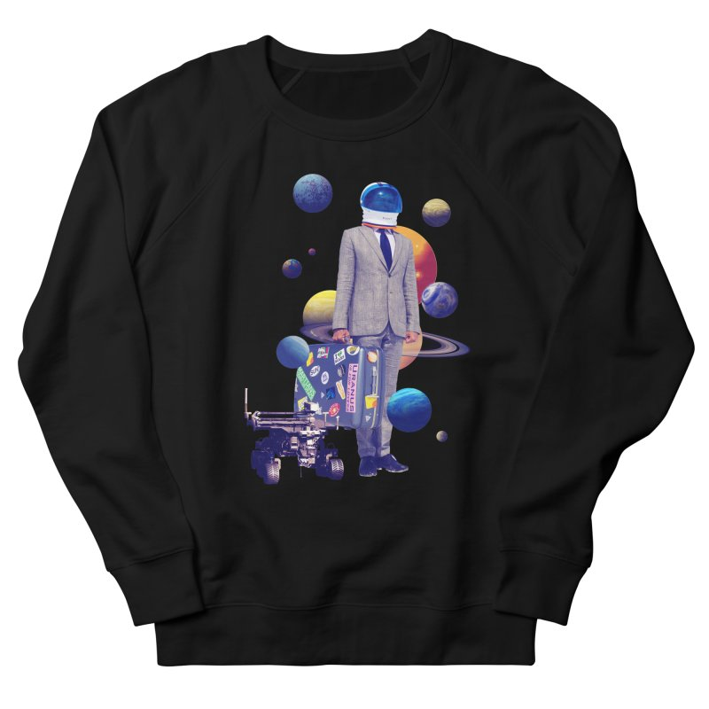 Voyager Men's Sweatshirt by Tentimeskarma