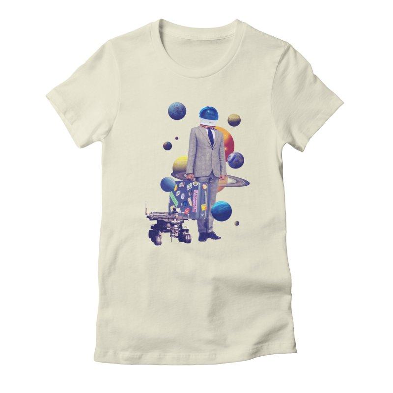 Voyager Women's T-Shirt by Tentimeskarma