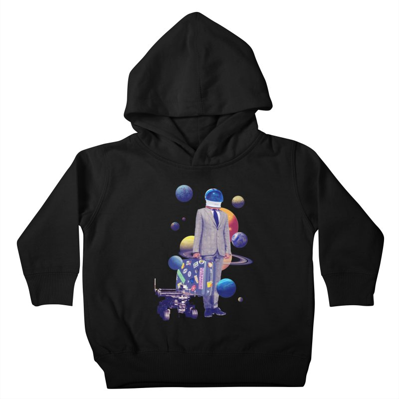 Voyager Kids Toddler Pullover Hoody by Tentimeskarma