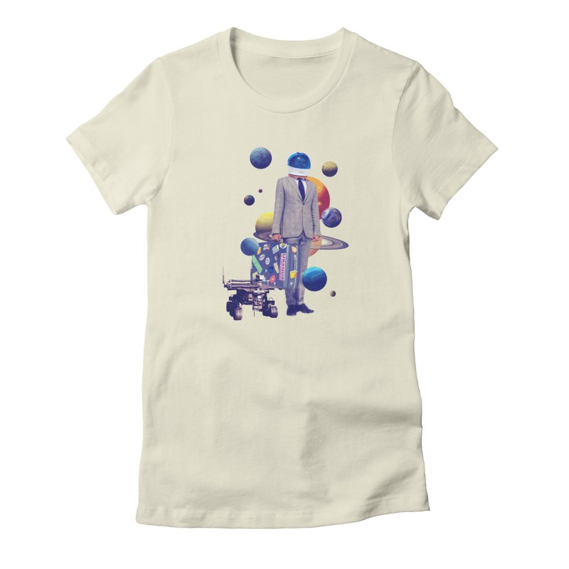 Voyager Women's T-Shirt by Tentimeskarma