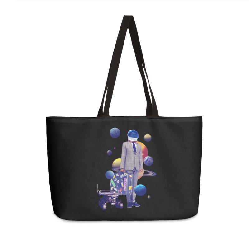 Voyager Accessories Weekender Bag Bag by Tentimeskarma