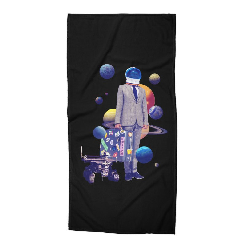 Voyager Accessories Beach Towel by Tentimeskarma