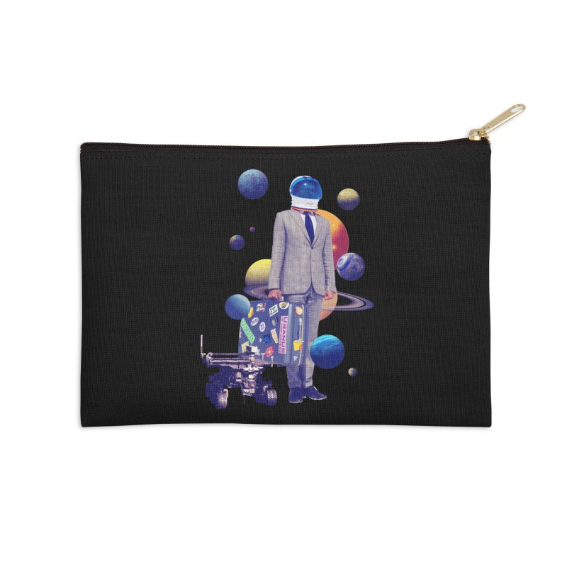 Voyager Accessories Zip Pouch by Tentimeskarma
